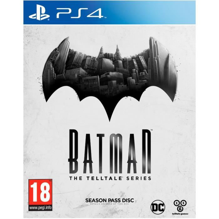 Batman - The Telltale Series Jeu PS4