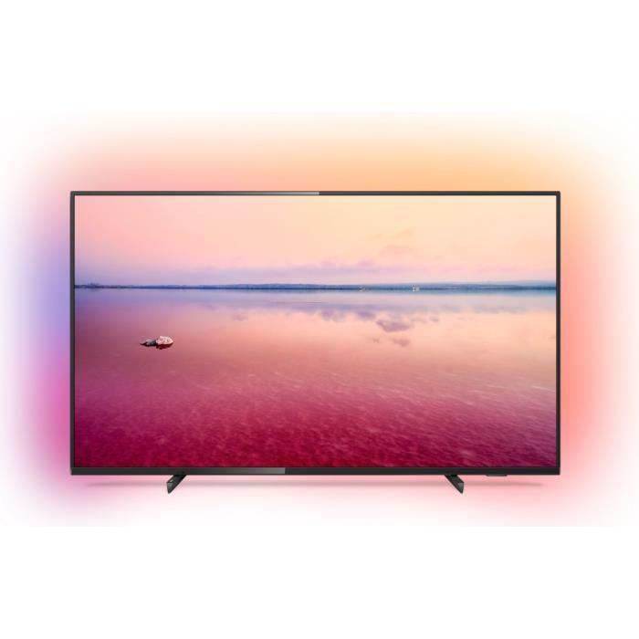 """Plus de détails PHILIPS 65PUS6704/12 TV LED 4K UHD - 65"""" (164cm) - Ambilight - Dolby Vision/Atmos - Smart TV -"""