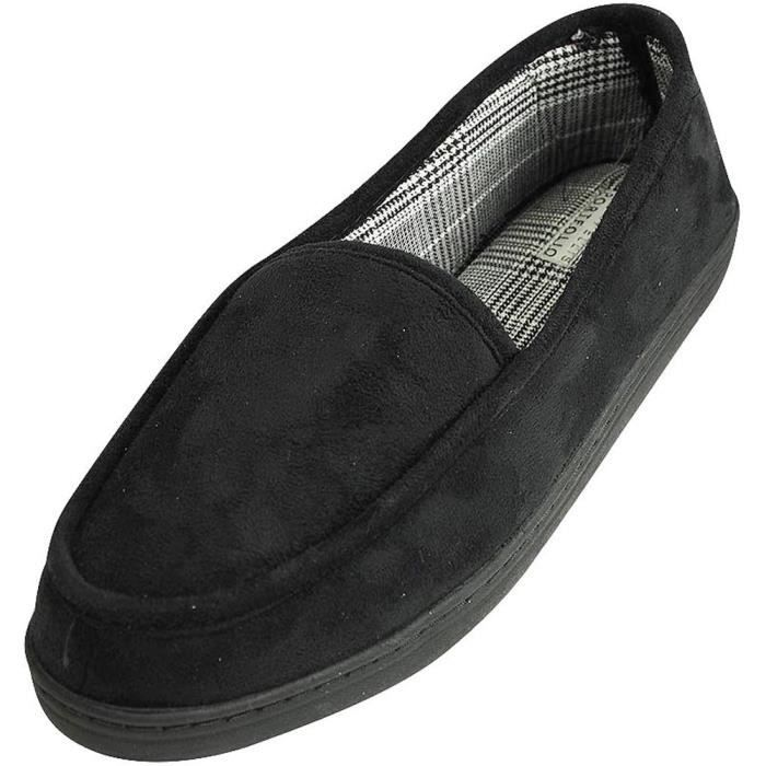 Perry Ellis Twin-stretch Slippers DJF4E Taille-M