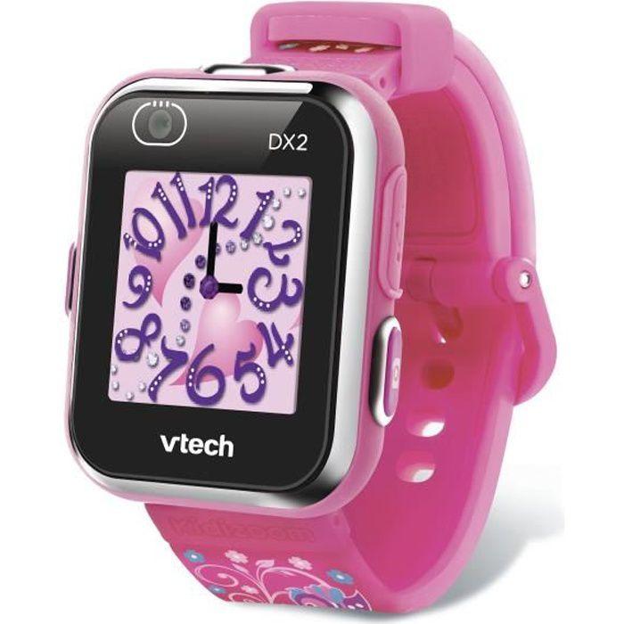 ACCESSOIRE DE JEU VTECH - Kidizoom Smartwatch Connect  DX2 Rose - Mo