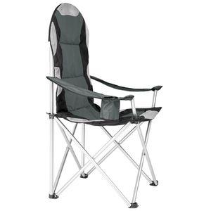 fabulous chaise de camping chaise de camping pliable rembourrage en mousse with fauteuil camping. Black Bedroom Furniture Sets. Home Design Ideas