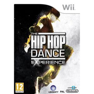 JEUX WII THE HIP HOP DANCE EXPERIENCE / Jeu console Wii