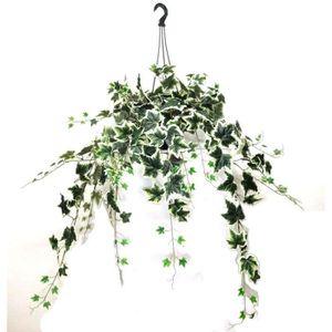 Suspension de Lierre artificielle - Vert - Hauteur 85 cm