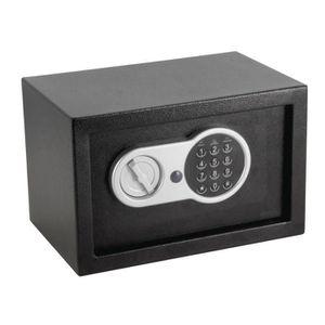 COGEX Coffre fort de sécurité ? code digital 8,5 Litres 20x31x20 cm