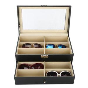 0bbfe81a8c1919 ETUI A LUNETTES 12 Slot Boîte à lunettes Etui à lunettes présentoi