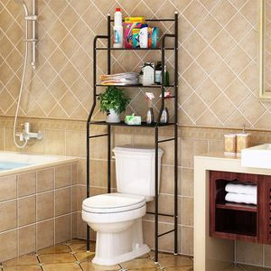 COLONNE - ARMOIRE WC Etagère de salle de bain au-dessus des toilettes w