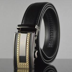 77696de6697 Ceinture en cuir de mode ceinture automatique boucle de ceinture Le nouveau  haut de gamme pour hommes