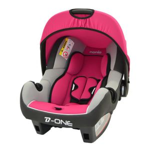 SIÈGE AUTO Siège auto Confort bébé Groupe 0+ de 0 à 13 kg - F