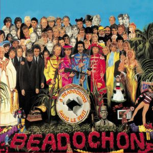 CD POP ROCK - INDÉ Les Rolling Bidochons - 4 Beadochons dans le vent