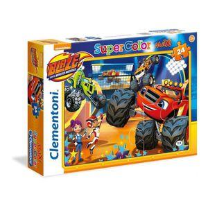 PUZZLE BLAZE & THE MONSTER MACHINE Puzzle 24 pièces Maxi