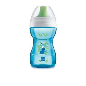 BOUILLOTTE BÉBÉ Mam Bottle 270ml Fun To Drink Cup (Color May Vary)