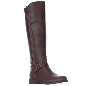 BOTTE Femmes G by Guess Hailee WC Bottes
