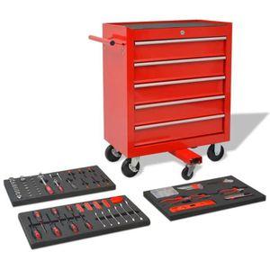 08d49b670d7fd2 DESSERTE CHANTIER Chariot à outils Boîtes à outils Servante Organisa ...