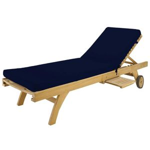coussin pour bain de soleil achat vente pas cher. Black Bedroom Furniture Sets. Home Design Ideas