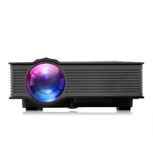 Vidéoprojecteur UNIC Projecteur portable Multiscreen Noir pour sma