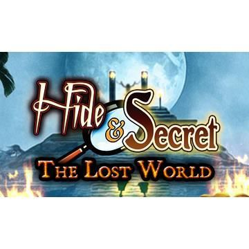 Hide and Secret 4: The Lost World