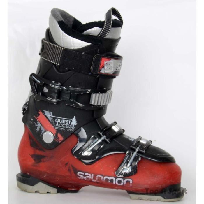 Quest Ski Salomon D'occasion Pas 770 Chaussures Prix Access De dqwwXap