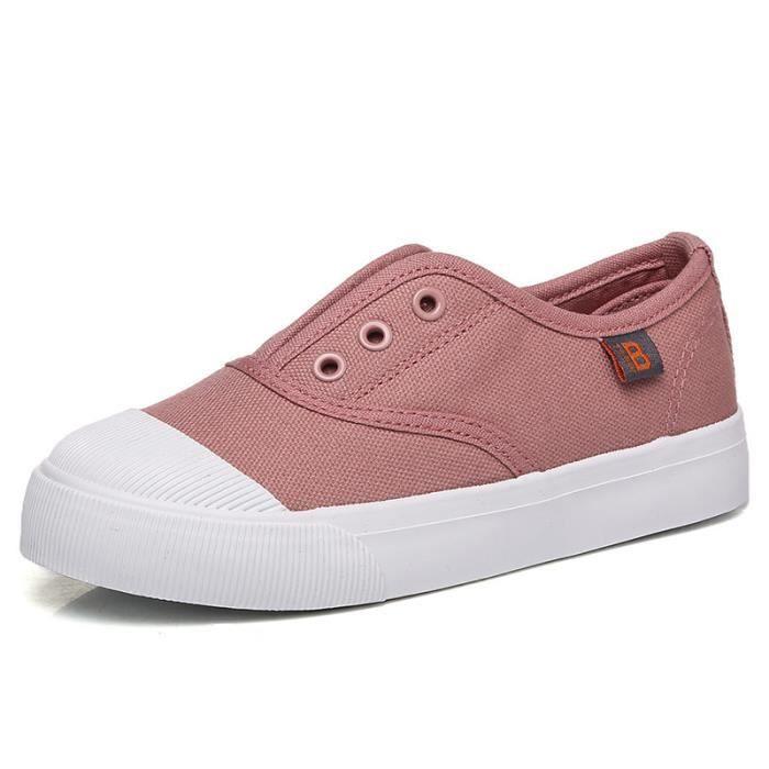 Chaussures pour enfants chaussures décontractées chaussures en toile UN7o4sUp