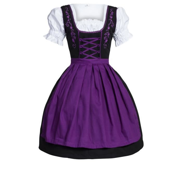 Womens Traditional Dress 2CBRTG Taille-32