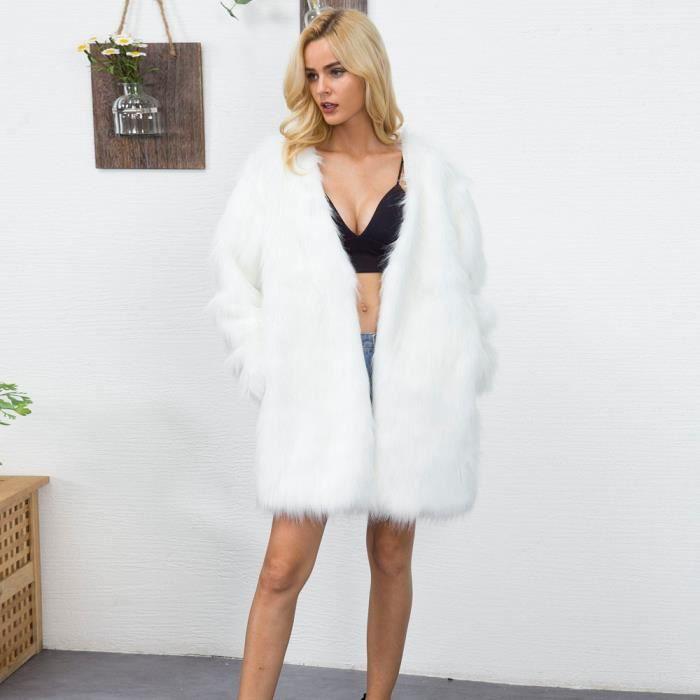 Pardessus Dames Manteau Hiver Parka Longue zf7798 Chaud Veste Banconre®femmes Outwear Casual xOZqfwOB4
