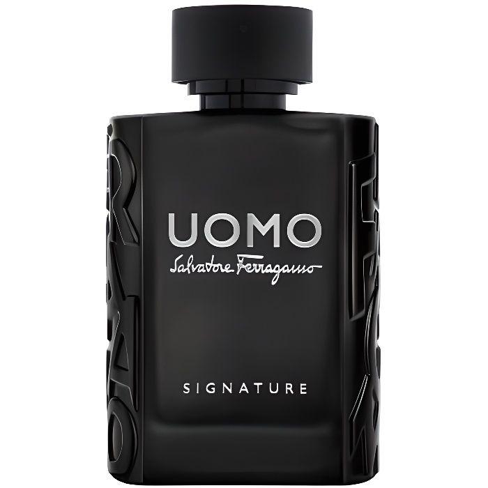 50 Salvatore Ml Parfum Edt Ferragamo Signature Homme Capacité VqSzMpU