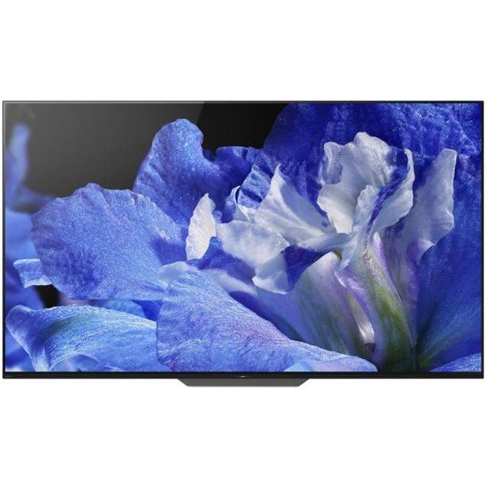 """Téléviseur LED Sony KD-55AF8 Classe 55"""" (54.6"""" visualisable) AF8"""