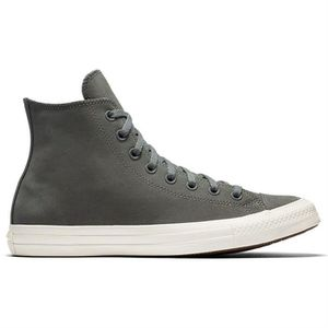 Converse All Star Hi Leather, Homme, Brown (Deep Bordeaux), Taille 39.5
