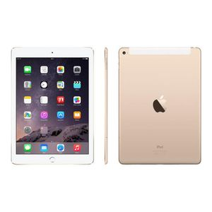 TABLETTE TACTILE Apple iPad Air 2 Wi-Fi Cell 16GB Gold
