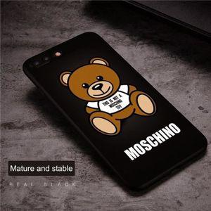 coque moschino iphone 8