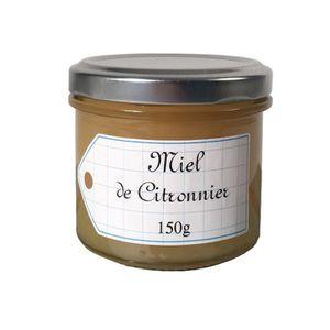 COFFRET CADEAU ÉPICERIE Miel de citronnier 150g