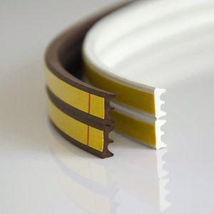 JOINT D'ÉTANCHÉITÉ 40m joint d'étanchéité fenetre et porte 9 x 4mm br