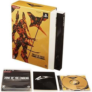 JEU CONSOLE RÉTRO Zone of the Enders Hd Edition Premium Package [Lim