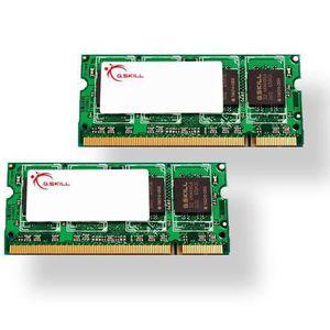 MÉMOIRE RAM G.Skill SODIMM 8Go DDR3-SDRAM - F3-10666CL9D-8GBSQ