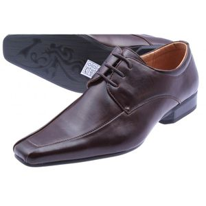 MOCASSIN Chaussure Goor G5880-1 Marron