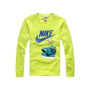 save off new authentic beauty Pull Nike homme, sweat style vintage Jaune - Achat / Vente ...