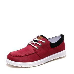 Sneaker Hommes Nouvelle Mode Grande Taille Chaussure Antidérapant Confortable Sneakers Classique 3JOYK8ay