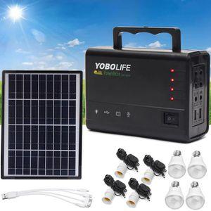 PROD ÉNERGIE À BORD NEUFU Système d'énergie Machine Générateur + Solai