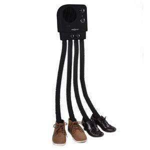 SÈCHE-CHAUSSURES oneConcept Choobidoo Séchoir à chaussures 2 paires