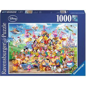 PUZZLE DISNEY CLASSIQUE Puzzle 1000 pcs Carnaval Disney