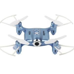 DRONE Syma X21W Drone de Telecommande Minuterie Mini Cam