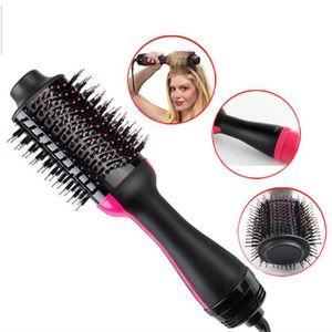 BROSSE - PEIGNE TEMPSA 2-en-1 Brosse à cheveux Electrique Peigne d