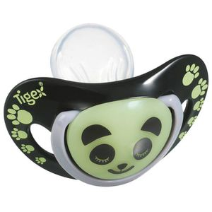 SUCETTE TIGEX 2 Sucettes Smart Night en Silicone Taille 0-