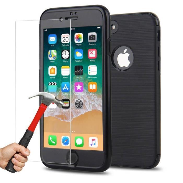 coque iphone 8 plus integrale 360