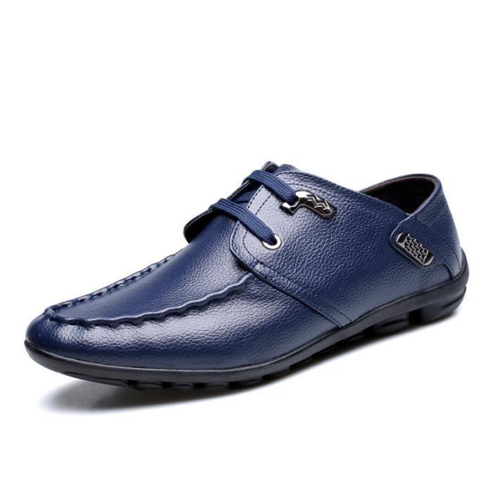 Chaussures loisirs Homme Cuir En Chaussures Cha r1grW