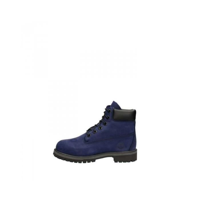 Botte TIMBERLAND 6 IN PREMIUM WP BOOT EVENING - Age - ADOLESCENT, Couleur - BLEU, Genre - MIXTE, Taille - 37