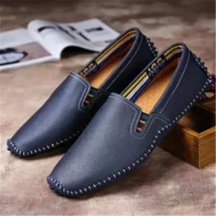 Soulier Homme 2018 Nouvelle Mode Qualité SupéRieure Chaussures Confortable Chaussures Classique Durable Beau 38-47 qICysz0