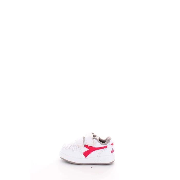 BASKET DIADORA Sneakers fille blanc