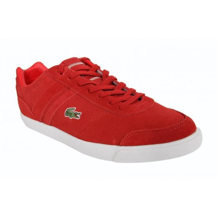 Sportif pour Homme LACOSTE 29SPM0012 COMBA GRV RR1 RED