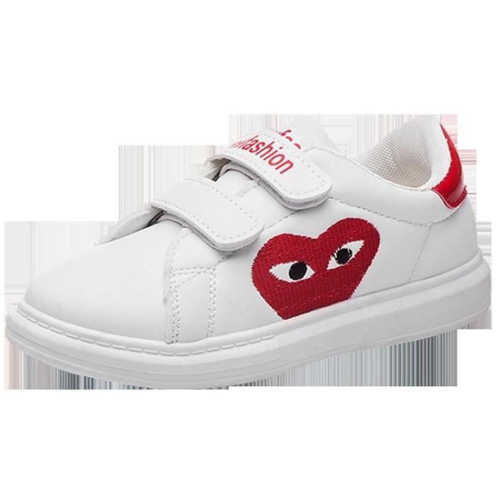 Basket Chaussures de mode pour enfants chaussures décontractées respirantes MWHnUj0pxL