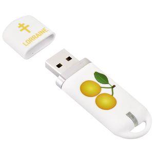 KEYOUEST Clé USB Lorraine - 8 Gb